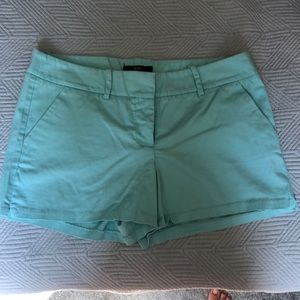 Teal shorts size 12